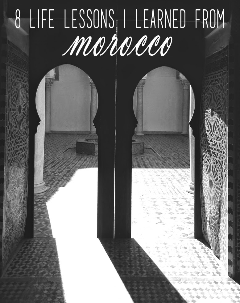 Morocco, travel, tangier, architecture, life lessons, solo travel