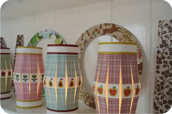 Sily L@ndia Sugestões de decoraç u00e3o para Festa Junina # Decoração De São João Com Material Reciclado