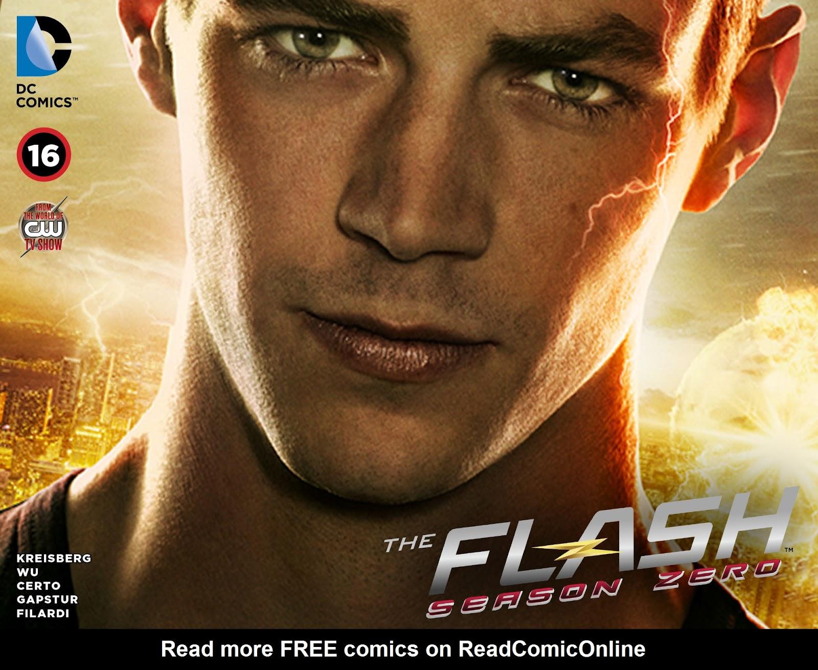 The Flash: Season Zero [I] Issue #16 #16 - English 1