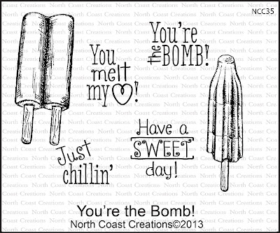 "North Coast Creations ""You're The Bomb"""