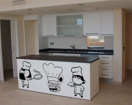 Ana se va de compras 5 tips para renovar la cocina sin obras - Cambiar cocina con vinilo ...