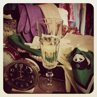 Marshmallow Electra Vintage Vintagemässan 2013