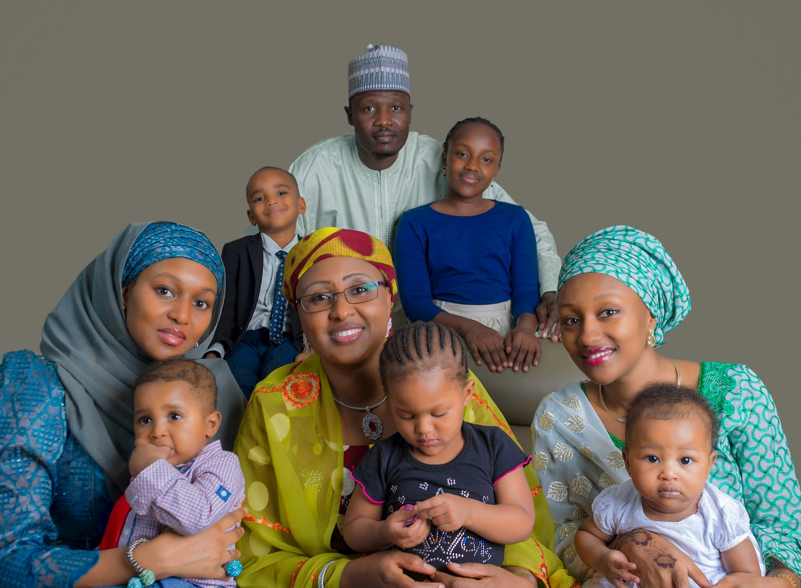 Buhari's family