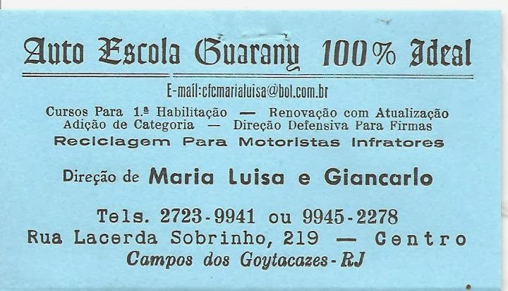 Auto Escola Guarany
