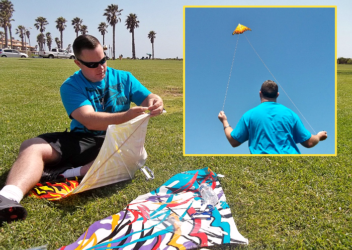 Man Vs. Kite #SummerGoodies #Shop