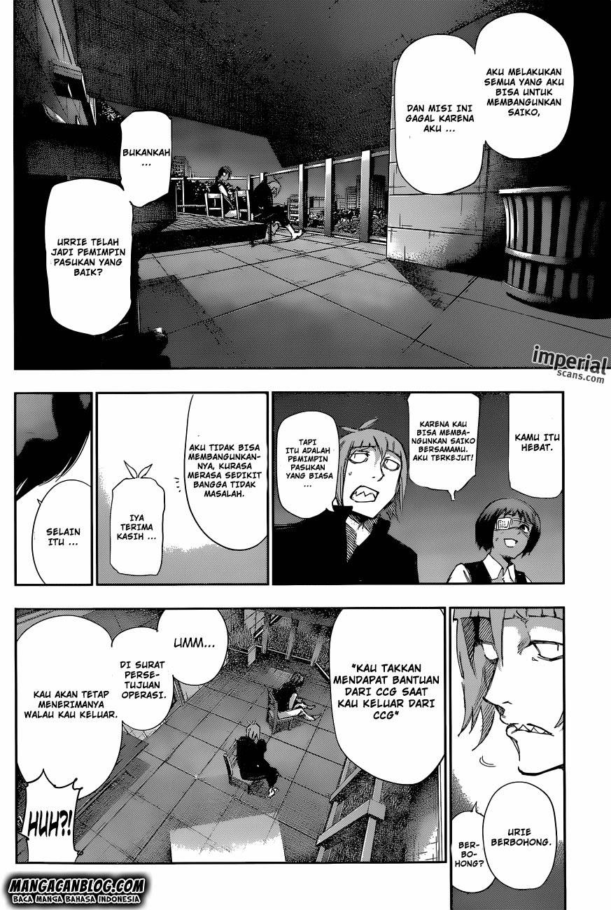 Komik tokyo ghoul re 011 - Harga dari menunggu 12 Indonesia tokyo ghoul re 011 - Harga dari menunggu Terbaru 16|Baca Manga Komik Indonesia