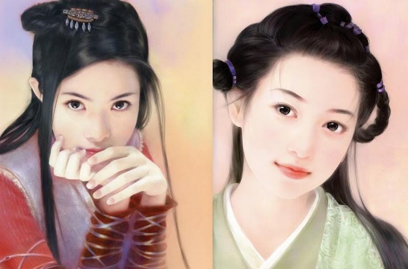 Ilustracion Chen Shu Fen Pinfan Pinfen