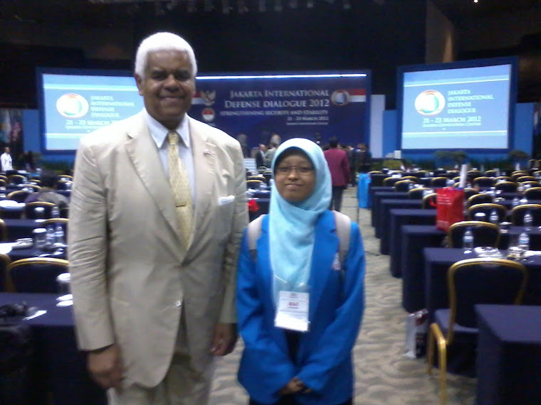 Unforgetable JIDD (Jakarta International Defence Dialogue) 2012