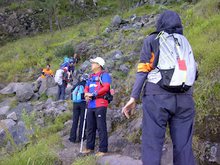 Rinjani Trekking - Rinjani summit 4 days 3 nights