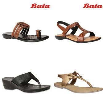 bata women footwear