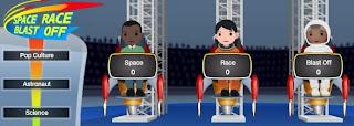 Space Race Blast Off, Game Facebook dari NASA, game facebook terbaru 2012