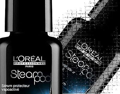 Steampod sérum lisseur L'Oréal