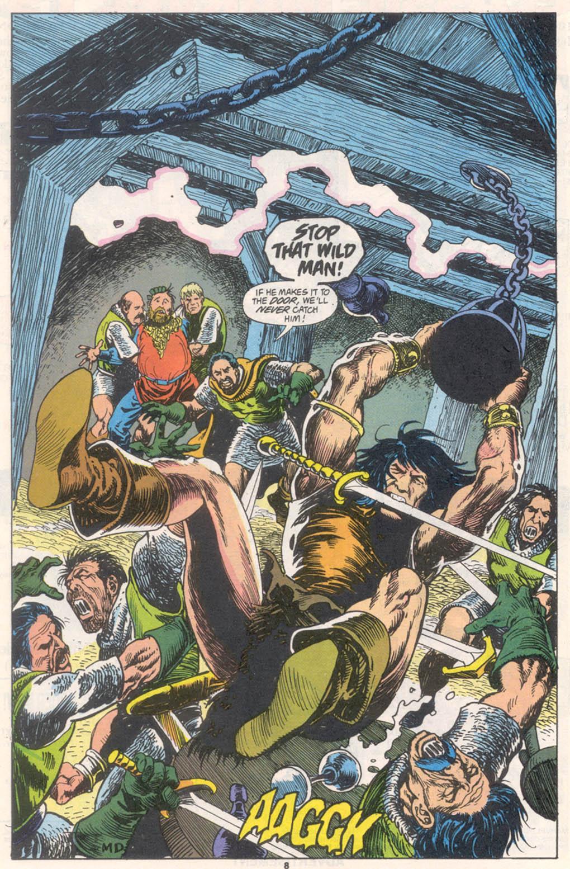 Conan the Barbarian (1970) Issue #255 #267 - English 7
