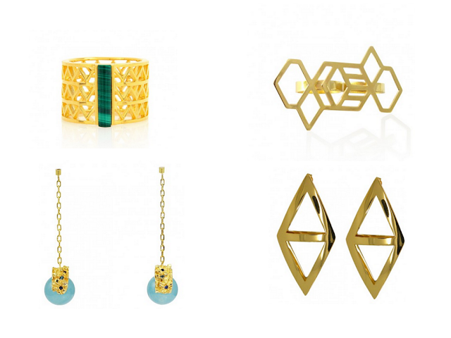GOLD JEWELLERY FROM JEWEL STREET