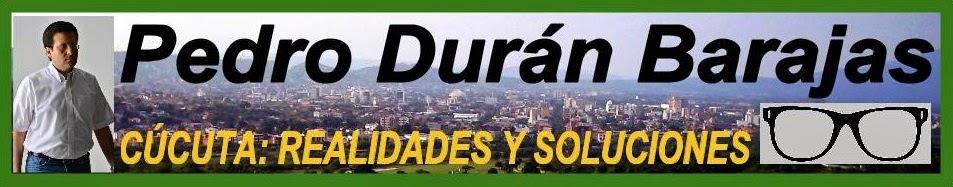 PEDRO DURÁN CÚCUTA