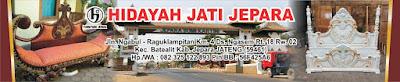 Toko Mebel Online  HIDAYAH JATI JEPARA
