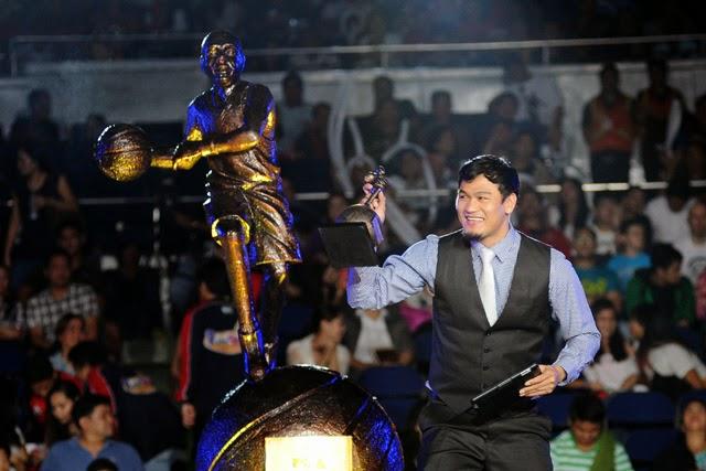 Mark Caguioa MVP