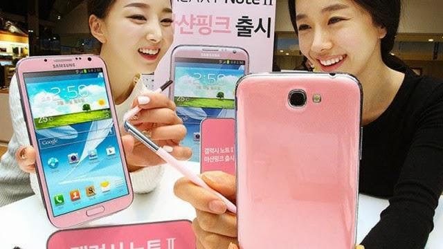 Galaxy Note 3 Pink dijual di indonesia Mulai Desember 2013 Galaxy-Note-3-pink