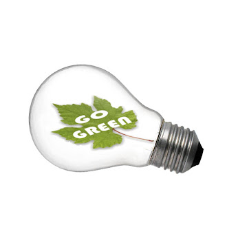 Logo Leaf in the Lamp