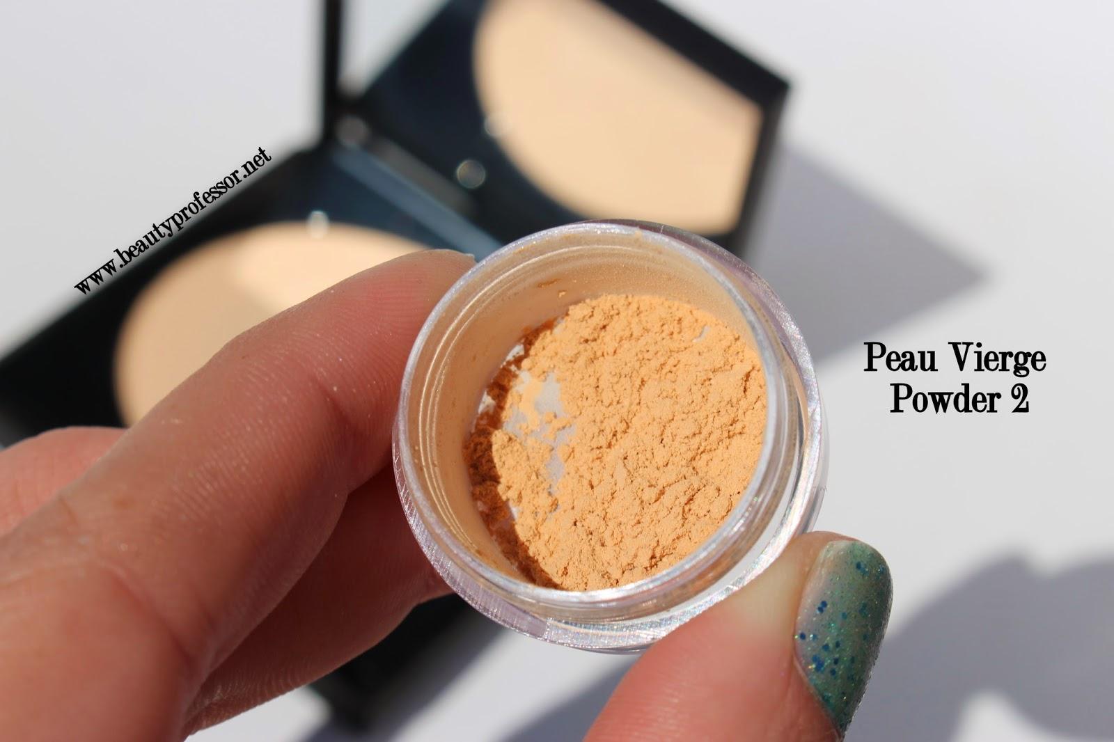 le metier de beaute peau vierge powder