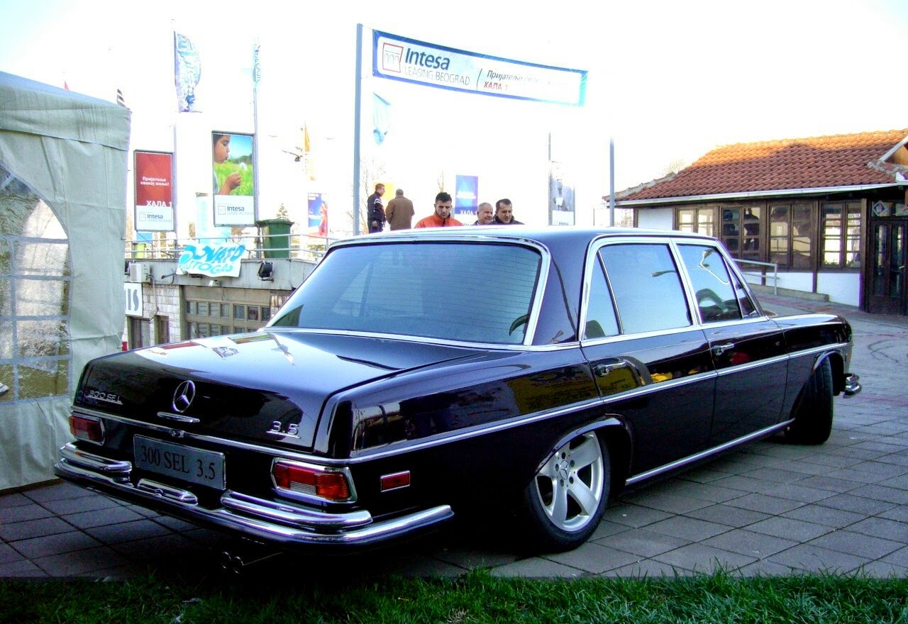 Mercedes benz w109 300sel 3 5 vip style benztuning for Mercedes benz vip
