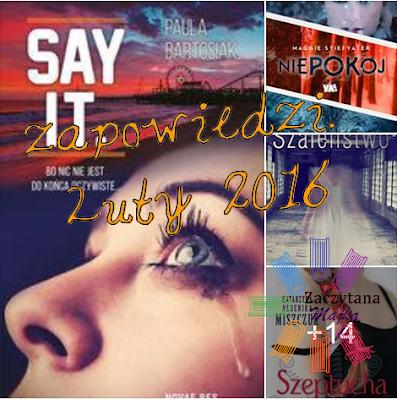 Zapowiedzi | Luty 2016