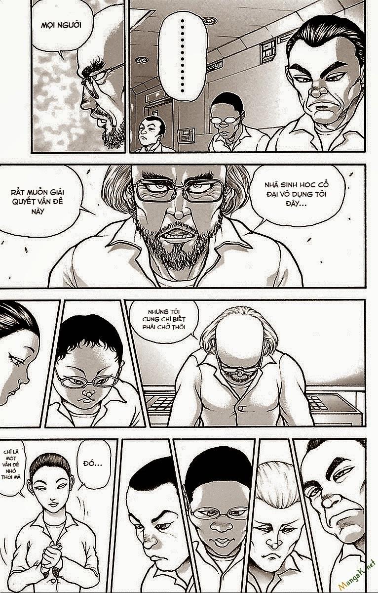 Baki Dou chap 11 Trang 19 - Mangak.info