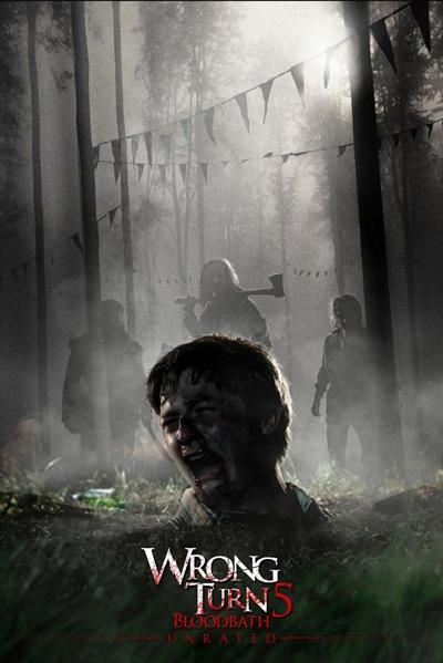 Camino Hacia el Terror 5 DVDRip Español Latino Película 2012