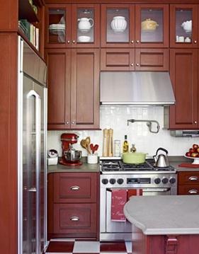 Cocinas Pequenas Para Apartamentos Alifes Design - Cocinas-pequeas-en-forma-de-u