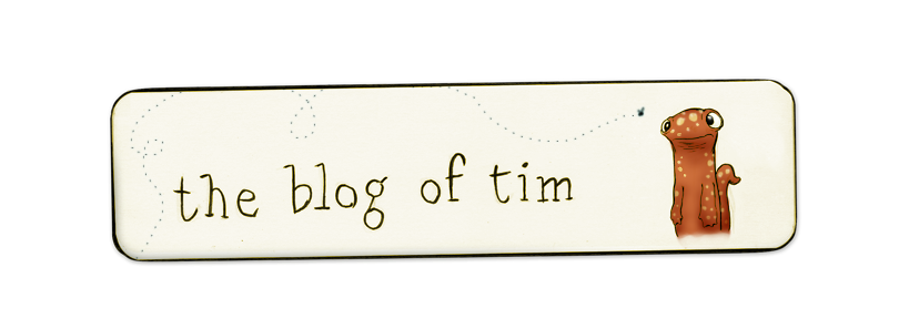 blog of tim darragh