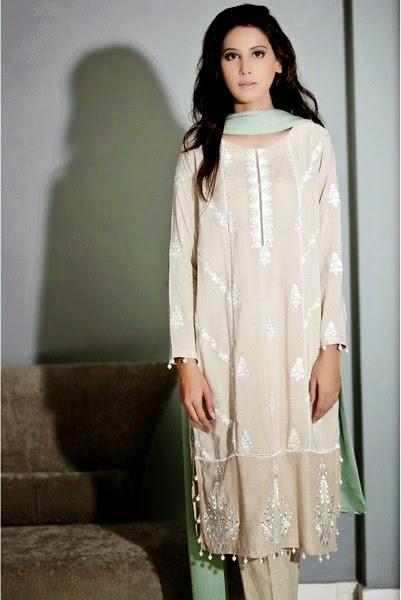Maria B Formal Cotton Dresses