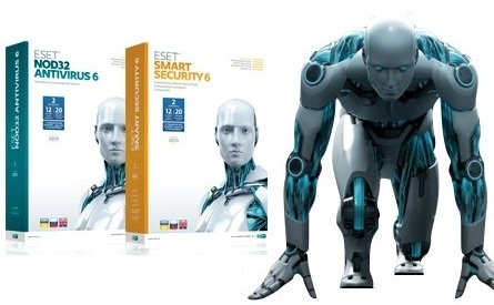 Eset nod32 antivirus internet security.