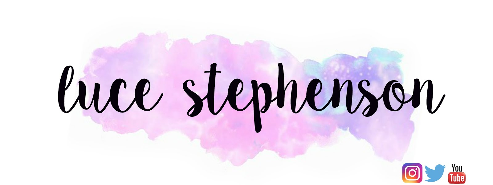 Luce Stephenson | UK Beauty Blog & YouTuber