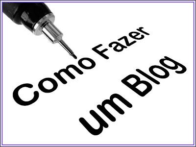 Lista de Tutoriais e Dicas sobre Criar um Blog