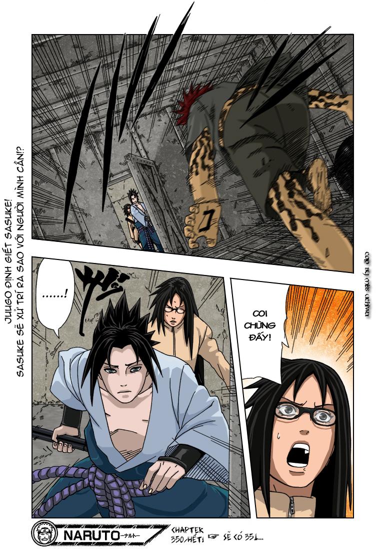 Naruto chap 350.Color Trang 17 - Mangak.info