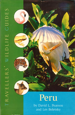 Peru Travellers' Wildlife Guides Book