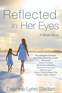 FREE ~ Reflected in Her Eyes ~ Short Story + Chapter Sampler