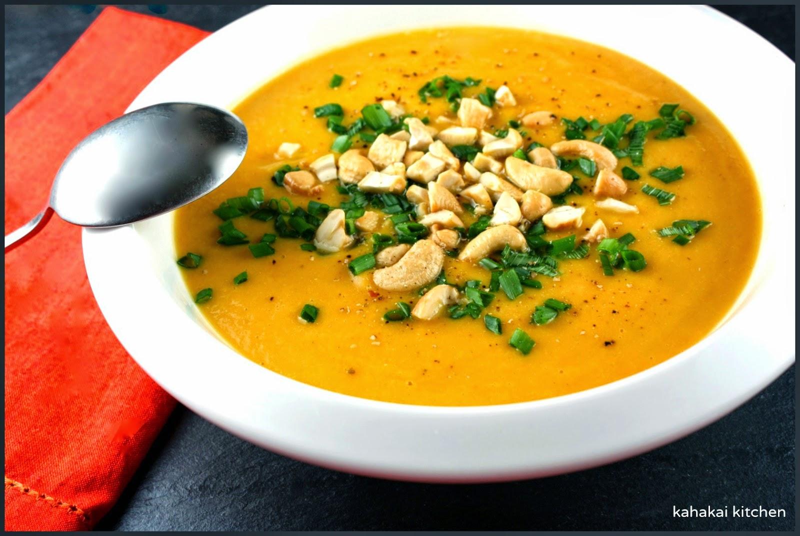 White Bean Soup With Chive Oil Recipe — Dishmaps