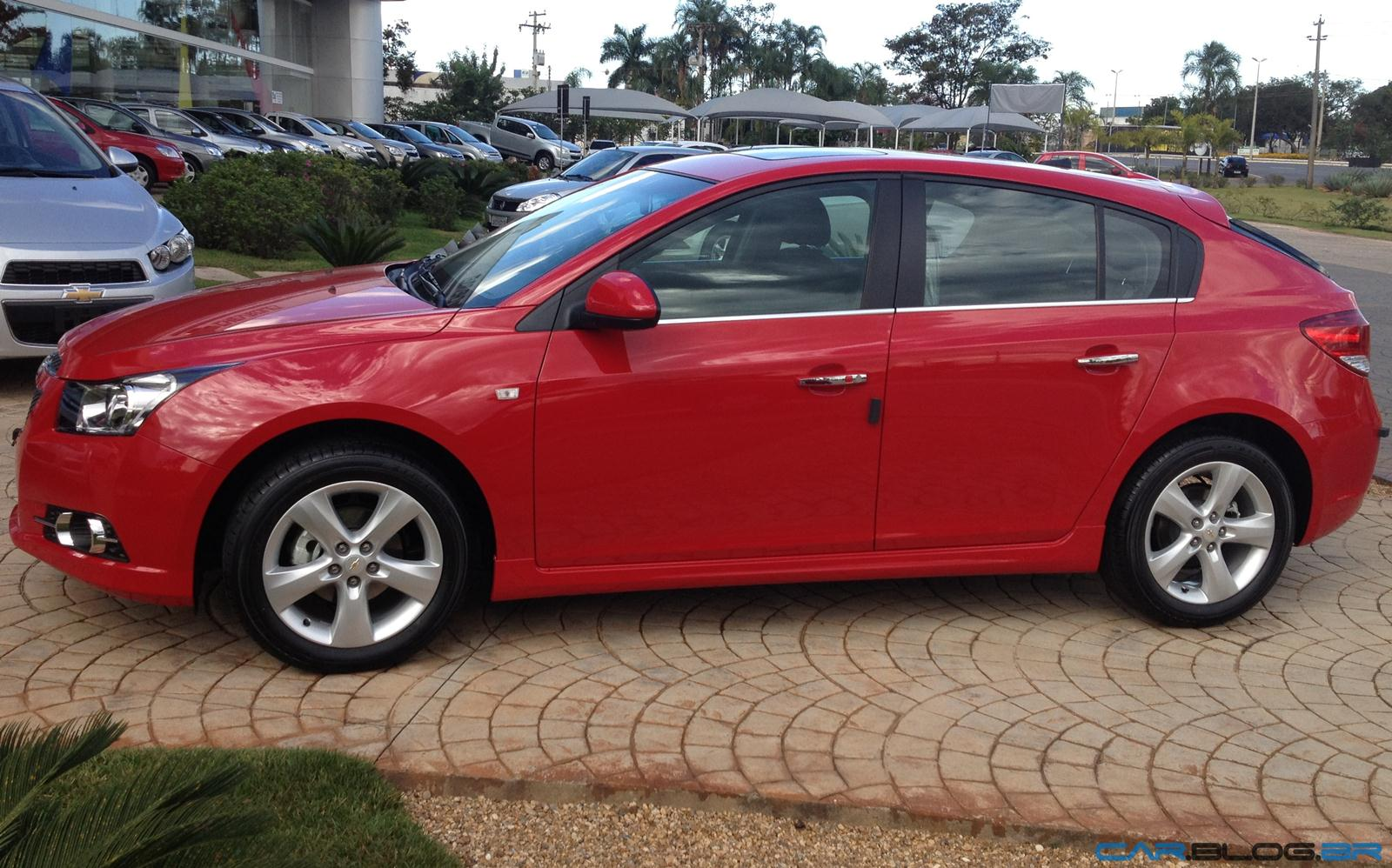 Chevrolet Cruze Sport6 2014