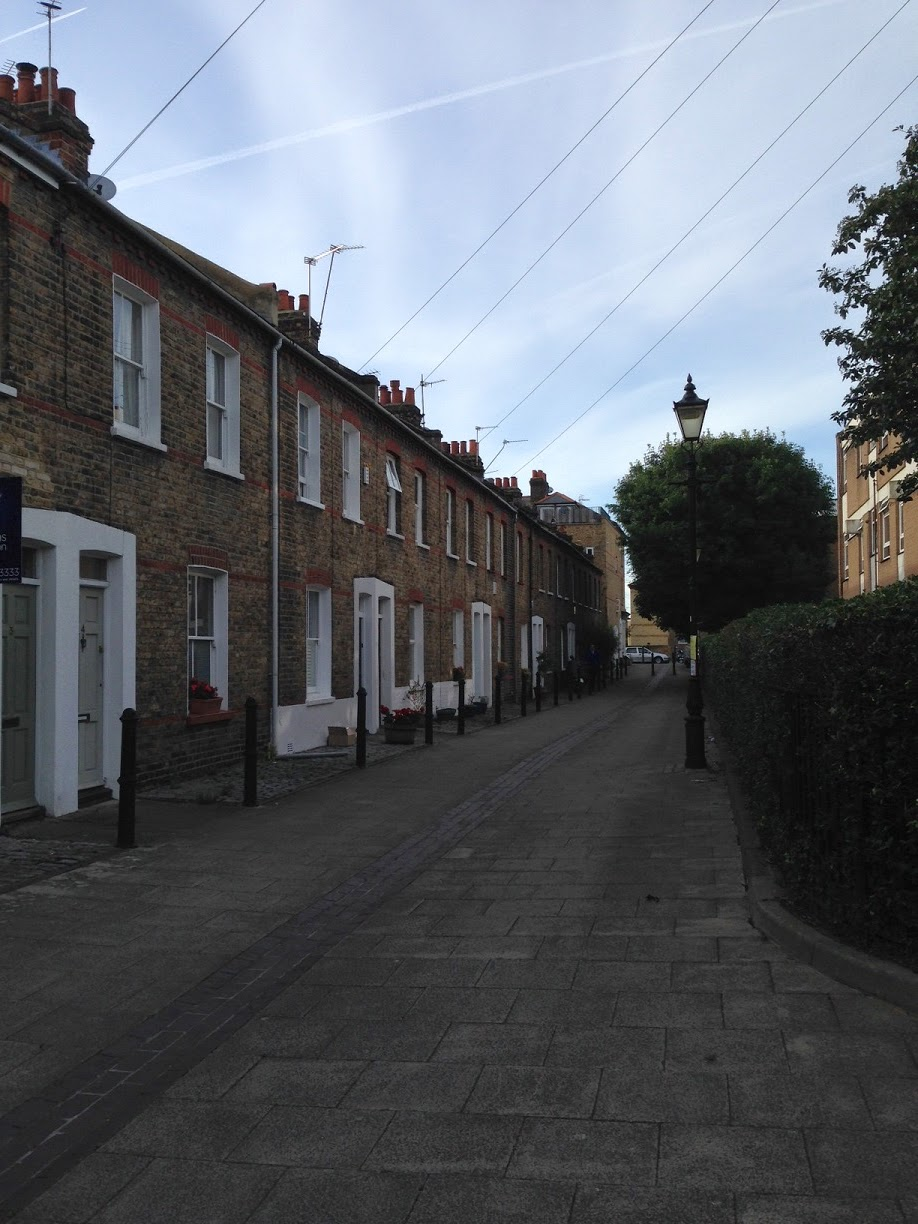 Quill Lane, Putney, London SW15