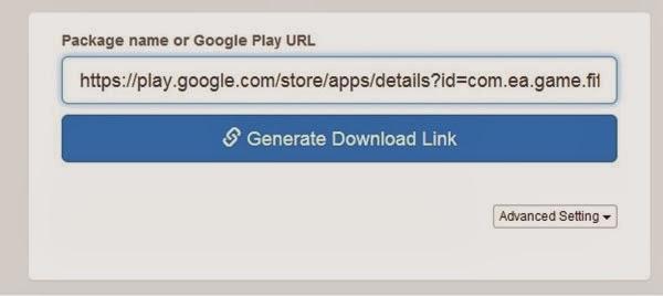 Hướng dẫn tải nhanh ứng dụng Android về cài đặt Offiline cho thiết bị