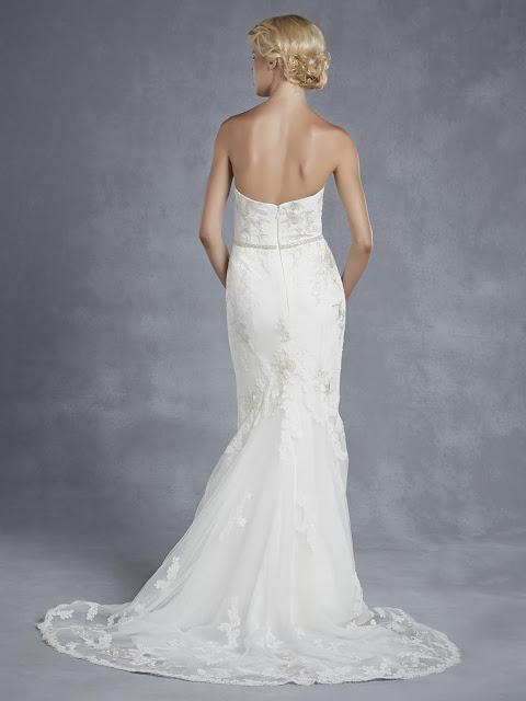 Suknia ślubna ivory, blue by Enzoani