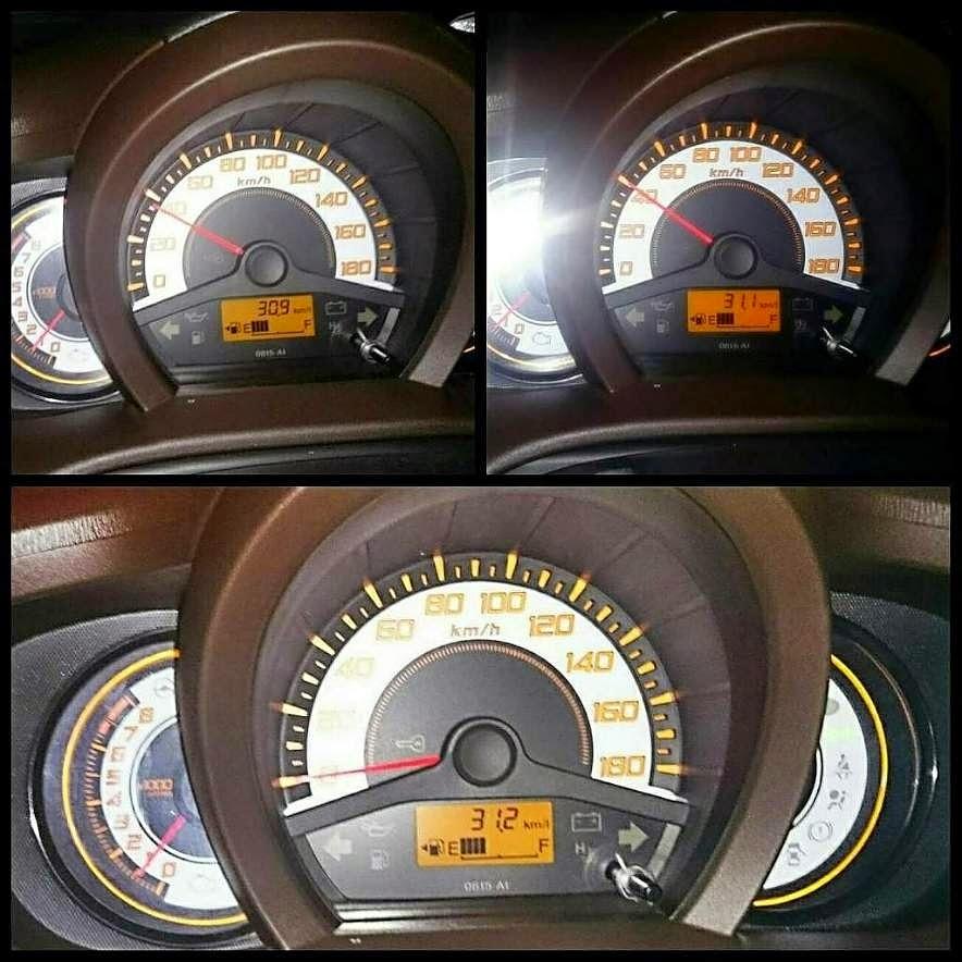 The Honda Eco Light Effect
