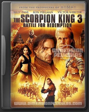 The Scorpion King 3: Battle for Redemption (BRRip Inglés Subt.)