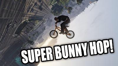 Super BMX Speed para GTA V PC