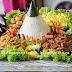 Tumpeng Putih: Nasi Uduk (plus resep)