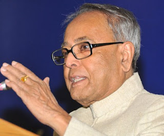 President of India-Pranab Mukharjee
