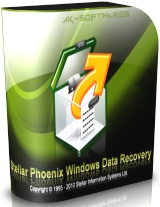 STELLAR PHOENIX DATA RECOVERY SOFTWARE WITH CRACK DOWNLOAD