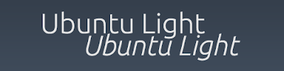 Ubuntu Light, font added to the Ubuntu family