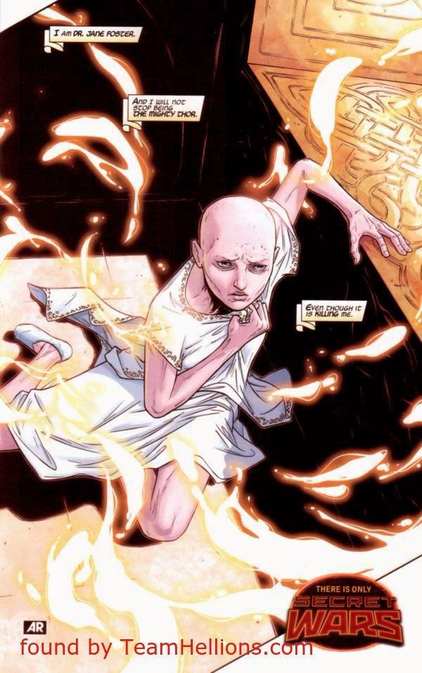 Jane Foster es Thor